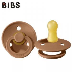 Smoczek uspokajający dla dziecka kauczuk Hevea - BIBS EARTH S
