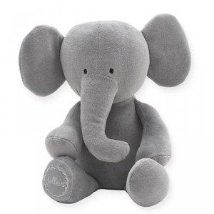 Przytulanka dla dziecka Słoń Elephant Grey - Jollein