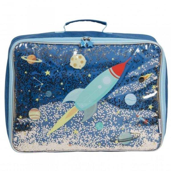 Lśniąca walizeczka -  Kosmos