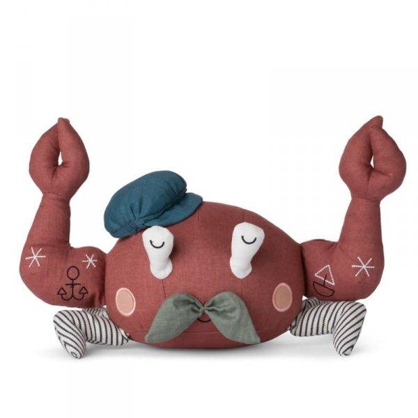 Przytulanka dla dziecka Pan Krab 30 cm w Luksusowym Pudełku Upominkowym - Picca LouLou