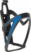 Koszyk bidonu plast. BETO BC-110 czarno-niebieski mocowany do ramy