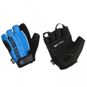 Rękawiczki ACCENT EL NINO czarno-niebieskie L