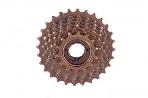 Wolnobieg 7-rzędowy INDEX brązowy