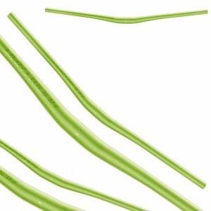 Kierownica Dartmoor TORNADO LOW alum. 6061  31,8mm/780mm wnios 0,5'' zielona anodowana