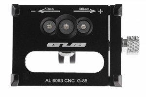 Uchwyt rowerowy na kierownię telefon smartfon GUB czarny G-85