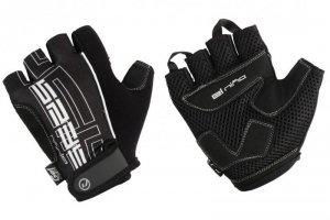 Rękawiczki ACCENT EL NINO czarno-białe XL