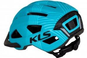 Kask KELLYS DAZE MTB z daszkiem L/XL 58-61cm błękitny /light blue/