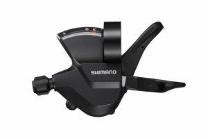 Dźwignia przerzutki SHIMANO ALTUS ST-M315 lewa 3-rz czarna