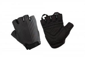 Rękawiczki ACCENT LINE L czarno-szare