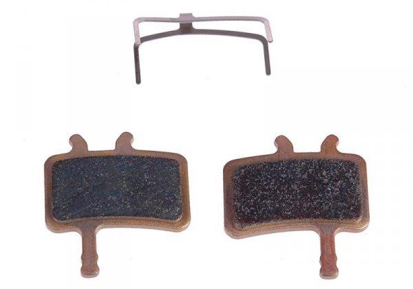 Klocki hamulca tarczowego metaliczne AVID JUICY HYD, BB7 MECH.