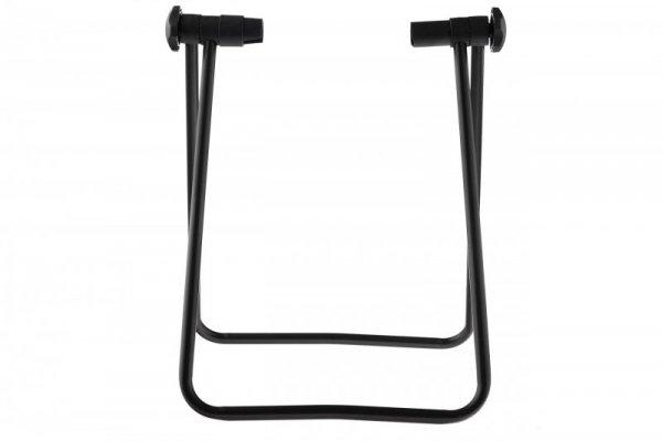 Stojak serwisowy na rower tylnie koło 20-28, czarny stal