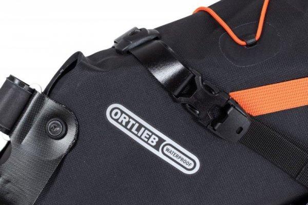 Torba podsiodłowa ORTLIEB BIKE PACKING SEAT-PACK 16.6L czarna