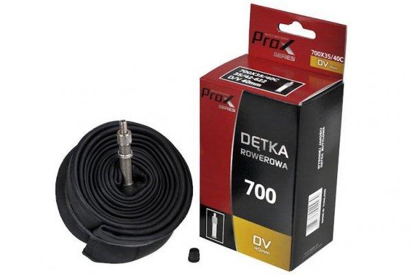 Dętka 28 x 1 3/8 (700 x 35/40C) PROX DV-40mm