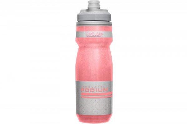Bidon CAMELBAK Podium Chill 21oz, Reflective Pink 620ml