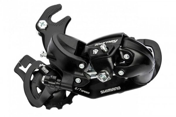Przerzutka tylna SHIMANO Tourney TY-300 z hakiem