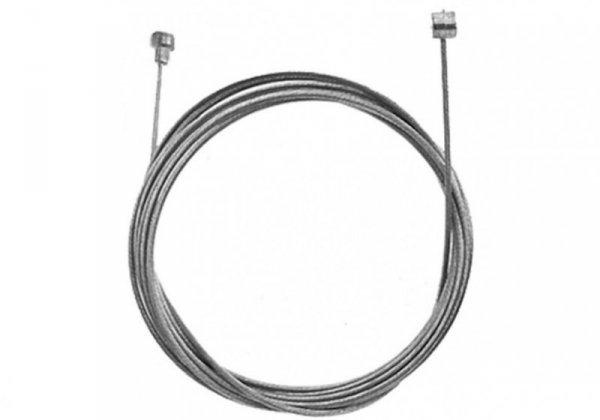 Linka hamulca T. 2000mm b/panc uniwersalna /2 główki/   /10/