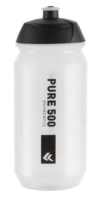 Bidon rowerowy 0,5L KROSS PURE 500 transparent