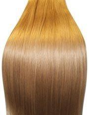 Pasmo Clip-in, długość 55 cm kolor #14 - BURSZTYNOWY BLOND