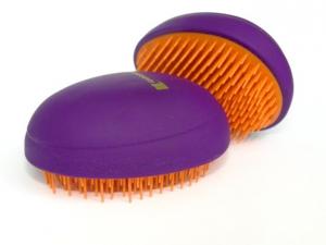 COSMOszczotka - nieciągnąca szczotka do włosów przedłużanych