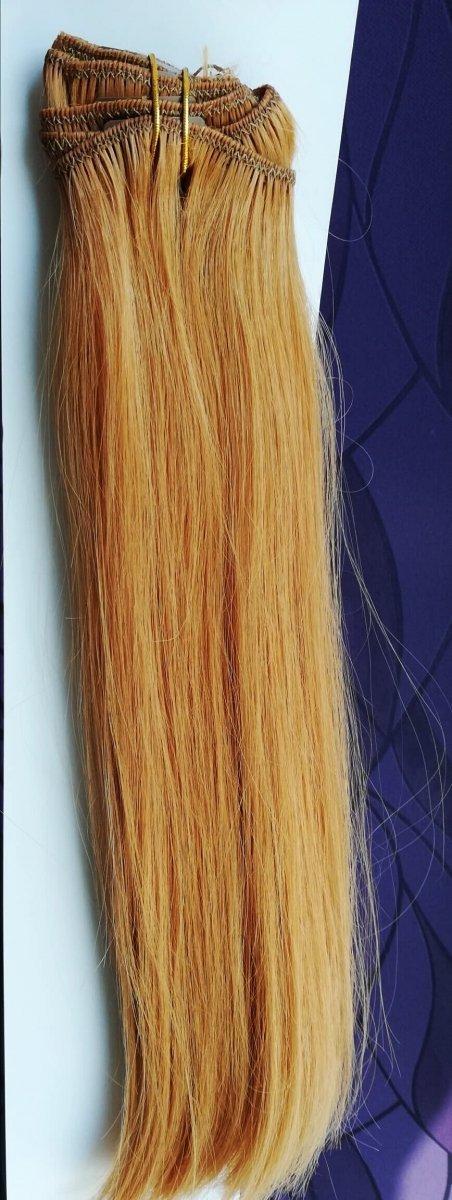 Zestaw Clip-in, długość 55 cm kolor #350 - Ceglasta czerwień