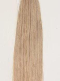 Zestaw włosów pod mikroringi, długość 55 cm kolor #16 - ZŁOCISTY BLOND