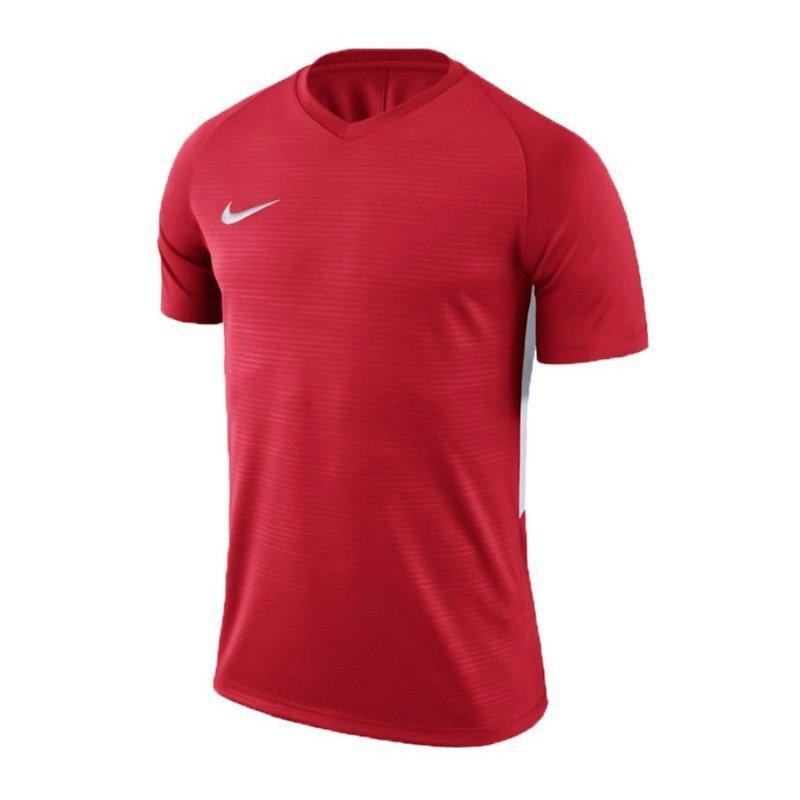 Koszulka Nike Tiempo Premier JSY 894230 657 czerwony M
