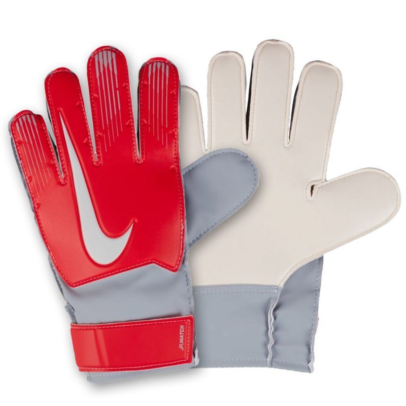 Rękawice Nike Junior Match Goalkeeper GS0368 671 czerwony 4