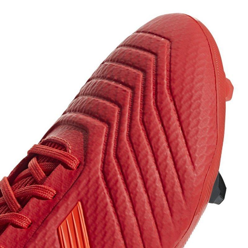 Buty adidas Predator 19.3 FG BB9334 czerwony 42