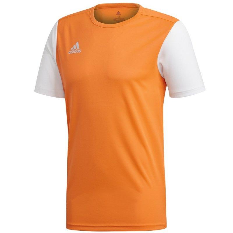 Koszulka adidas Estro 19 JSY Y DP3236 pomarańczowy 128 cm
