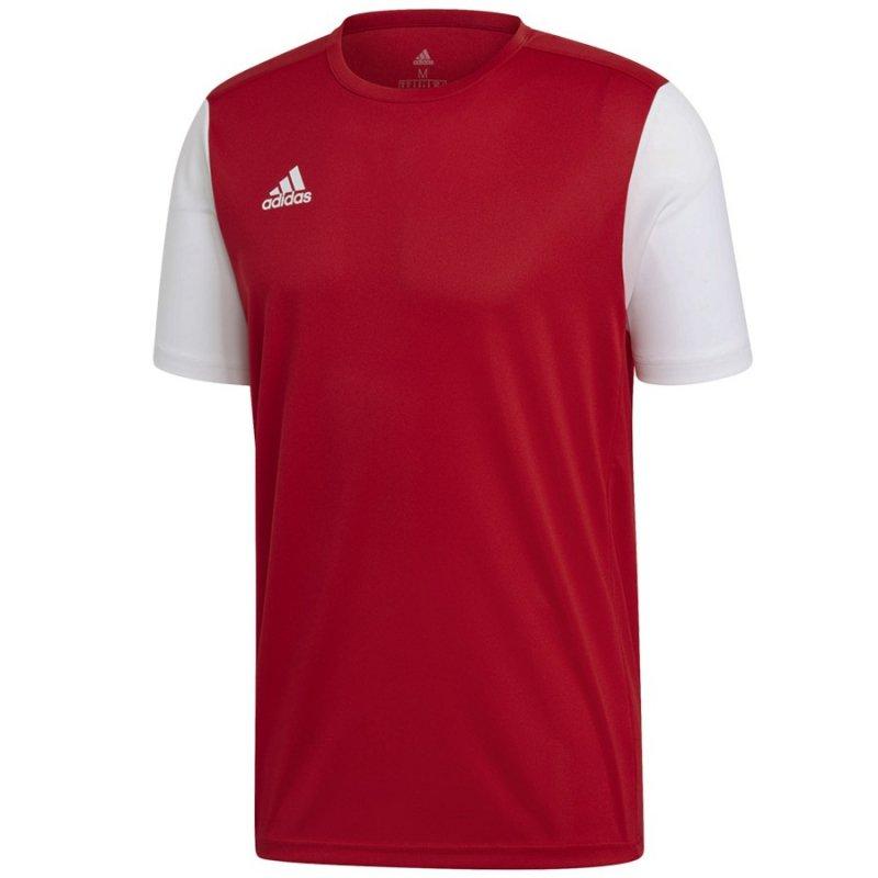 Koszulka adidas Estro 19 JSY Y DP3230 czerwony 128 cm