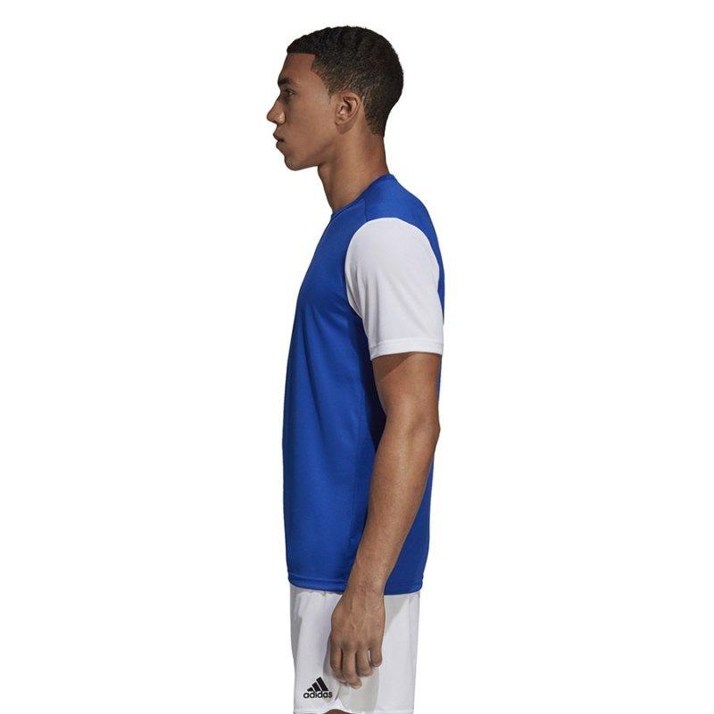 Koszulka adidas Estro 19 JSY Y DP3231 niebieski XL