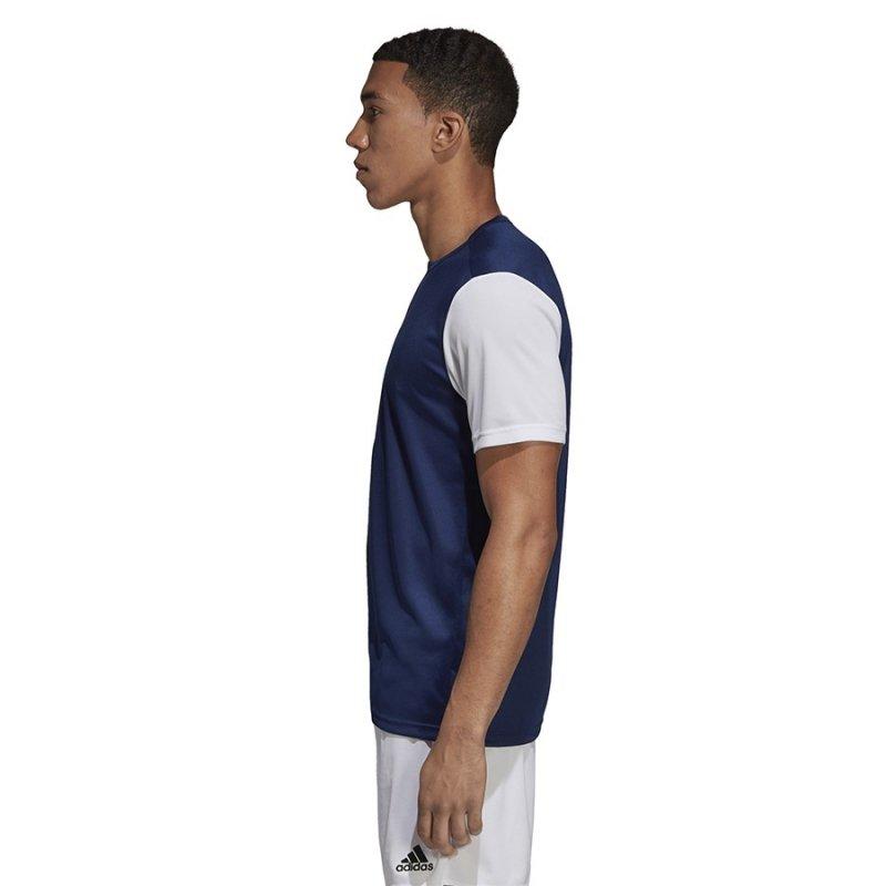 Koszulka adidas Estro 19 JSY Y DP3232 granatowy 128 cm