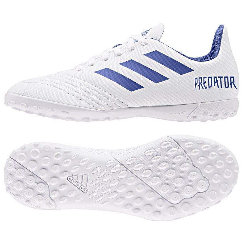 Buty adidas Predator 19.4 TF J CM8558 biały 30