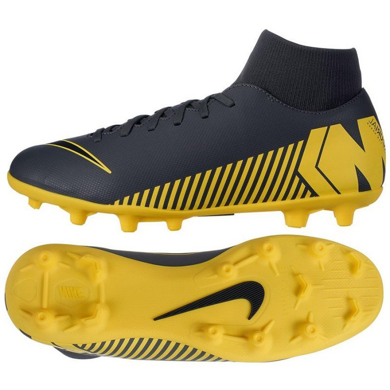 Buty Nike Mercurial Superfly 6 Club MG AH7363 070 szary 44