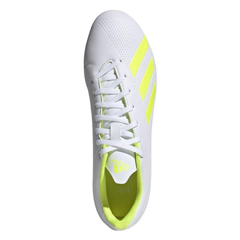 Buty adidas X 18.4 FG BB9377 biały 42