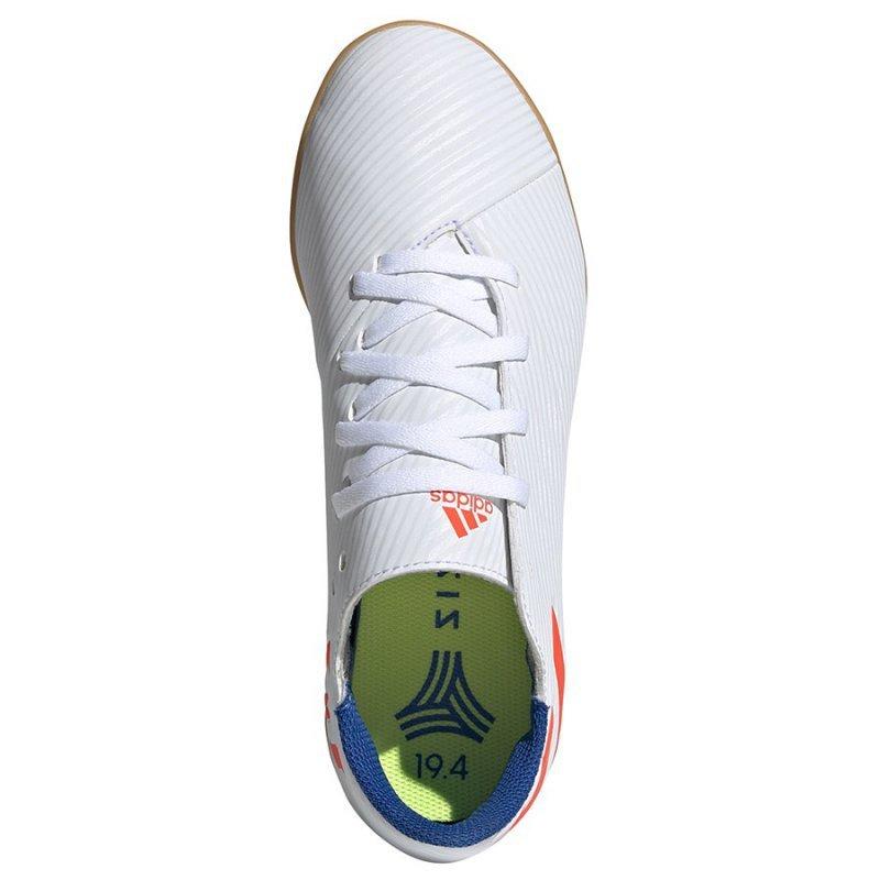 Buty adidas Nemeziz Messi 19.4 IN F99928 biały 36