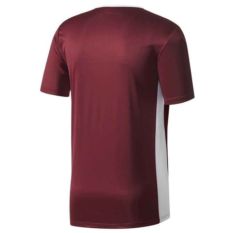 Koszulka adidas Entrada 18 JSY CD8430 czerwony M