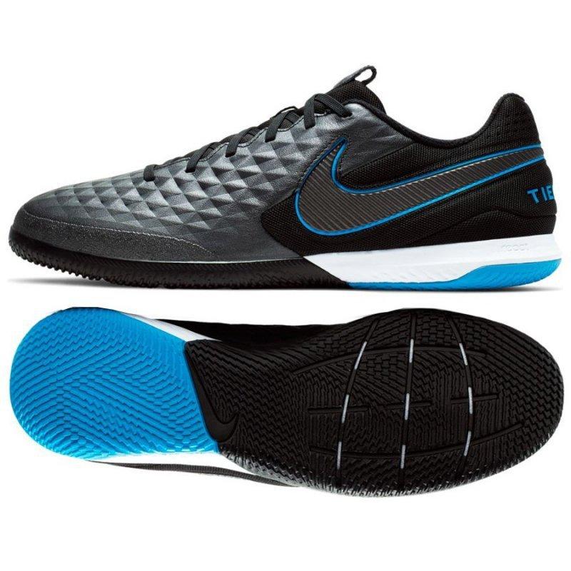 Buty Nike React Tiempo Legend 8 PRO IC AT6134 004 czarny 44 1/2