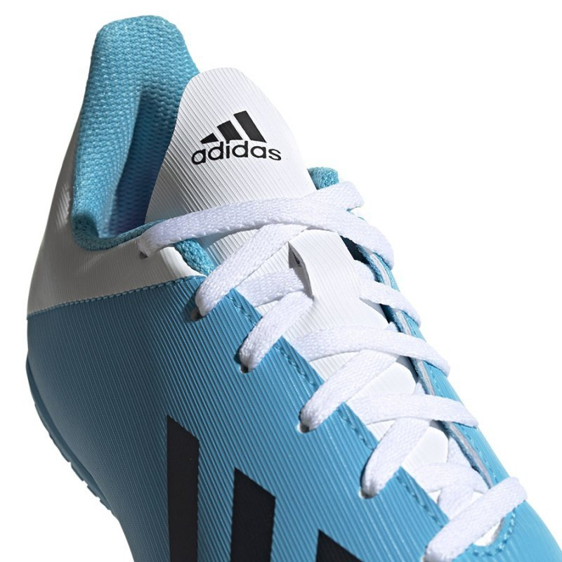 Buty adidas X 19.4 IN F35352 niebieski 30