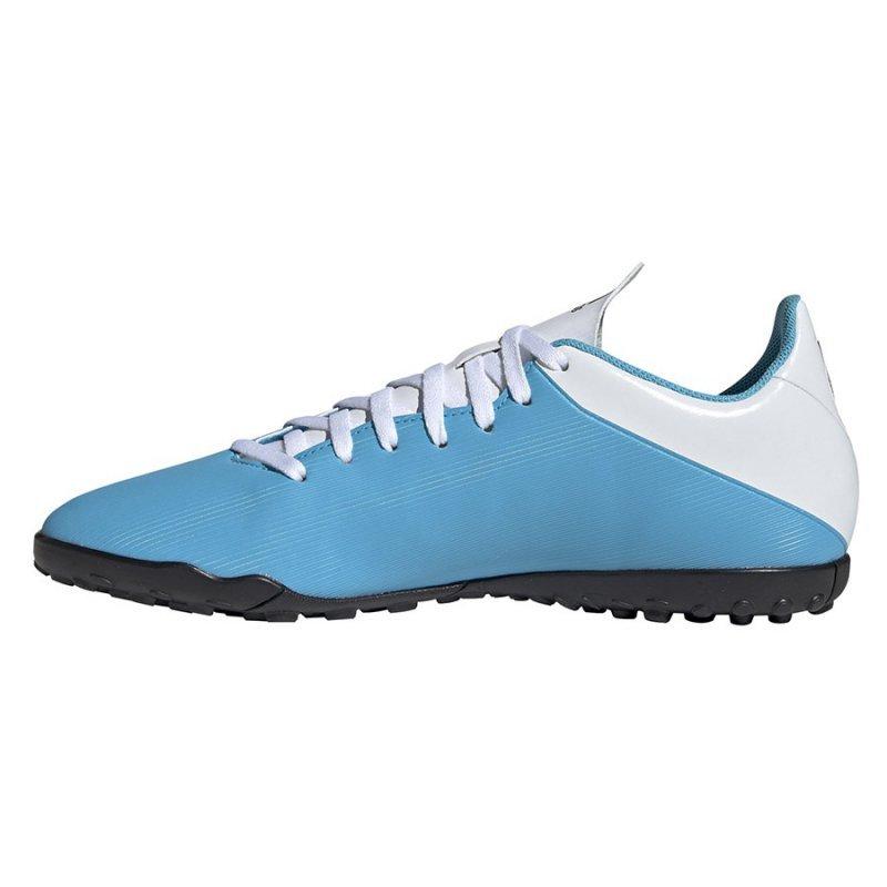 Buty adidas X 19.4 TF F35345 niebieski 44