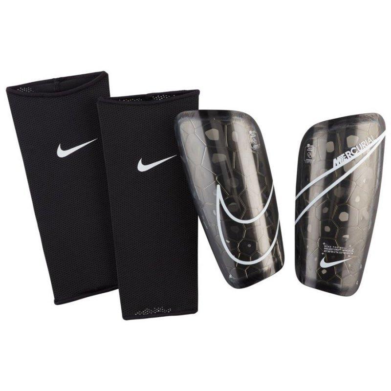 Nagolenniki Nike Mercurial Lite SP2120 013 czarny S