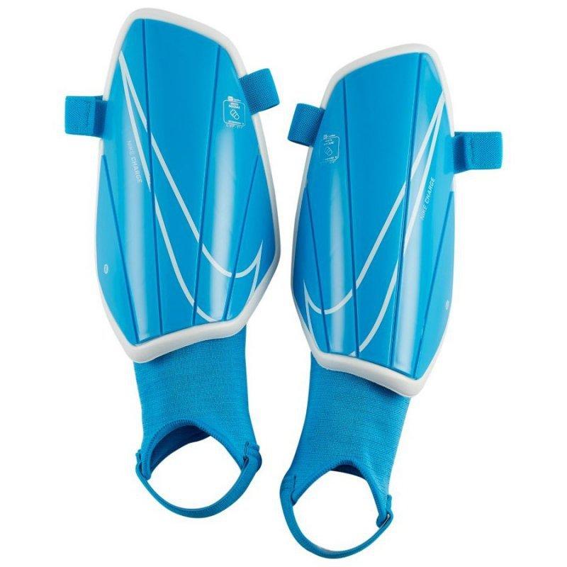 Nagolenniki Nike NK Charge GRD SP2164 486 niebieski XL