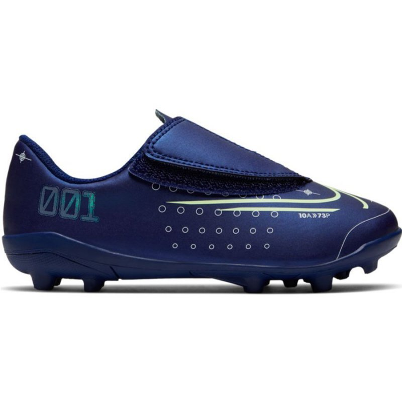 Buty Nike JNR Mercurial Vapor 13 Club MDS MG PS (V) CJ1149 401 niebieski 28