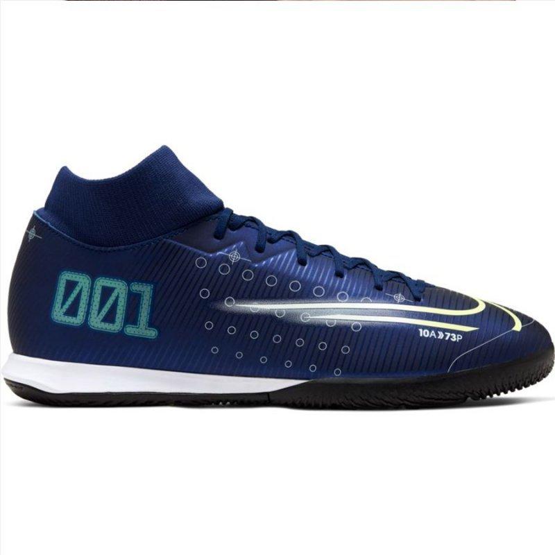 Buty Nike Mercurial Superfly 7 Academy MDS IC BQ5430 401 niebieski 39