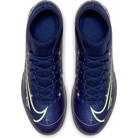 Buty Nike Mercurial Superfly 7 Club MDS IC BQ5462 401 niebieski 44