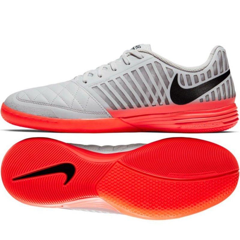 Buty Nike Lunargato II IC 580456 060 szary 46