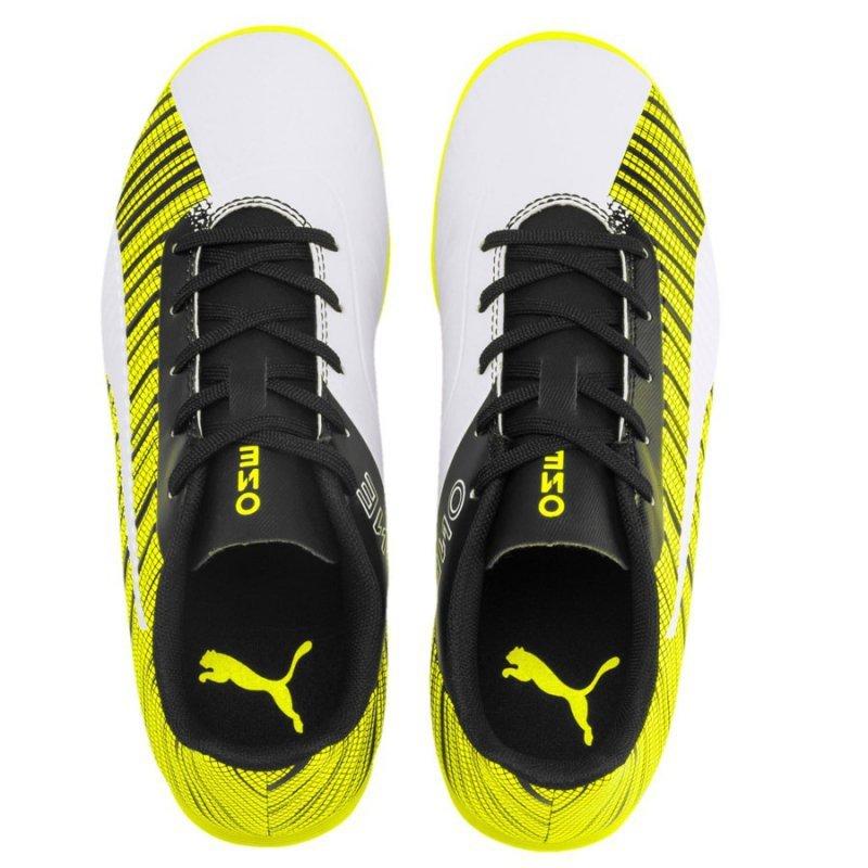 Buty Puma One 5.4 IT JR 105664 04 żółty 38