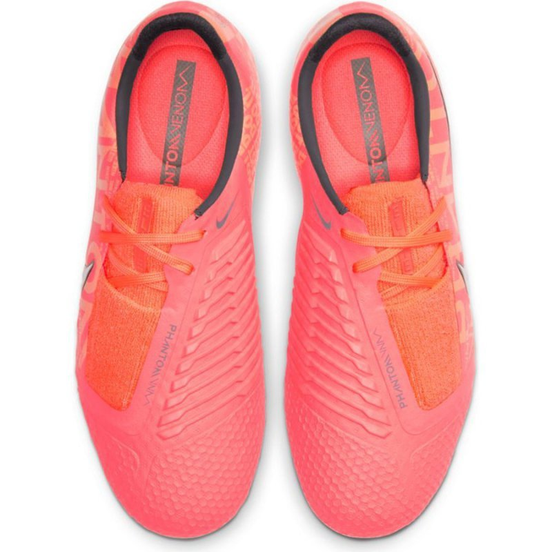 Buty Nike JR Phantom Venom Elite FG AO0401 810 pomarańczowy 38