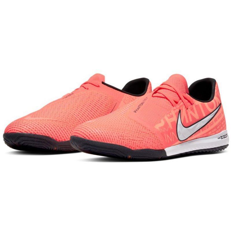 Buty Nike Zoom Phantom Venom Pro IC BQ7496 810 pomarańczowy 40