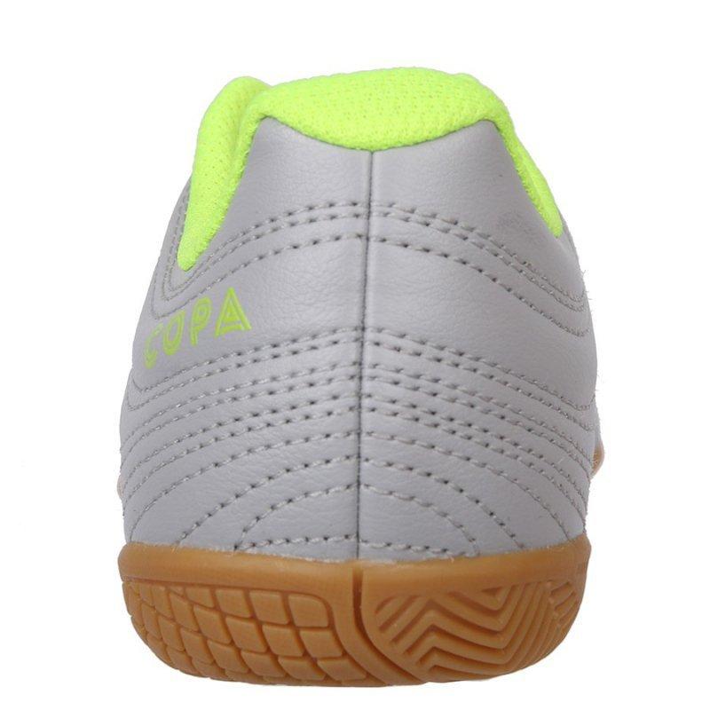 Buty adidas Copa 20.4 IN EF8354 szary 30